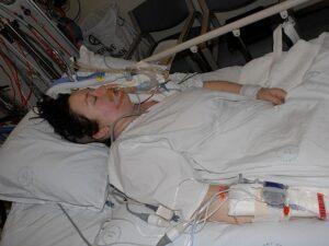 teen injured