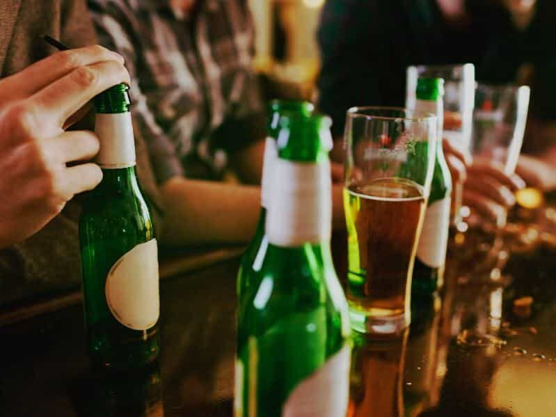 Alcohol Management Service for Parties